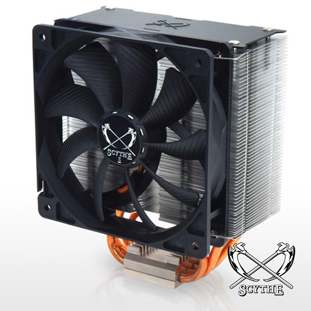 Scythe匯鐮 KOTETSU COOLER 虎徹 CPU散熱器