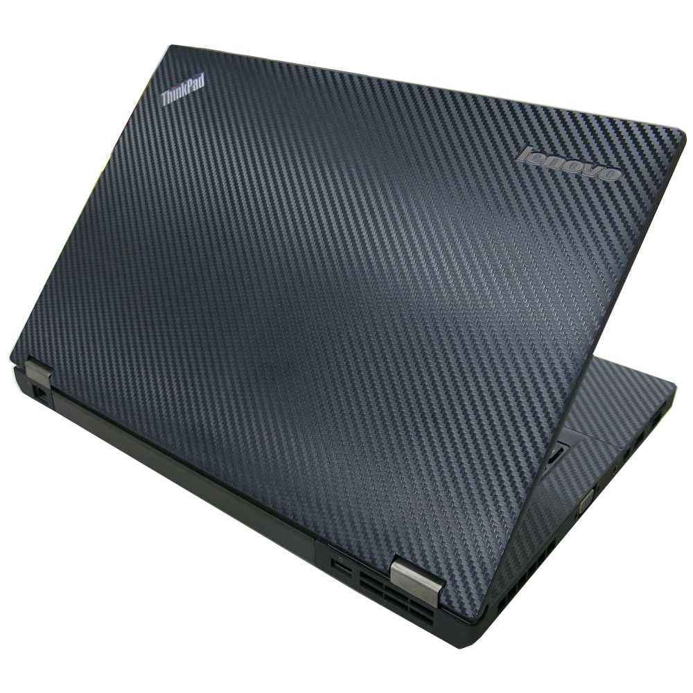 EZstick Lenovo ThinkPad T440P Carbon黑立體紋機身保護膜