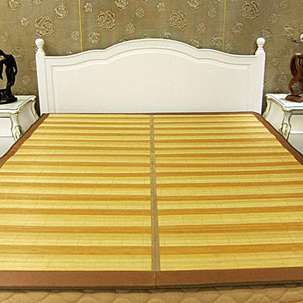 范登伯格 - 春之竹 天然雙人竹蓆  (150x186cm)