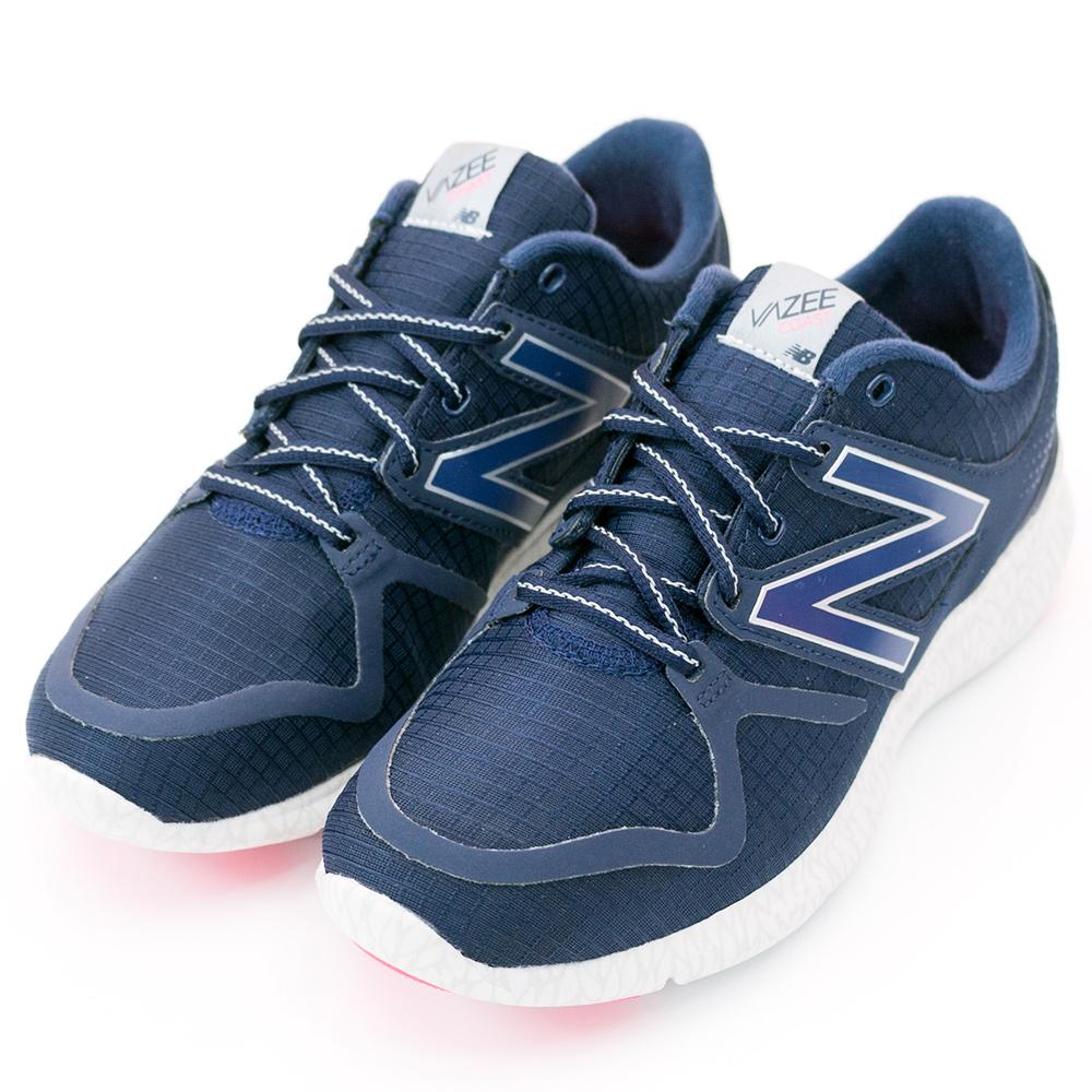 New Balance-女慢跑鞋WCOASPT-藍