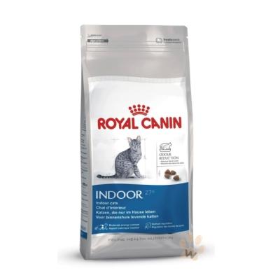 法國皇家-IN27室內成貓專用飼料10kg