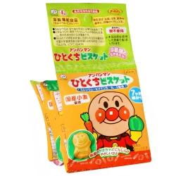 不二家 麵包超人4連小餅乾(80g)