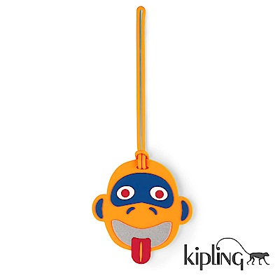Kipling 吊牌 童趣快樂猴-小