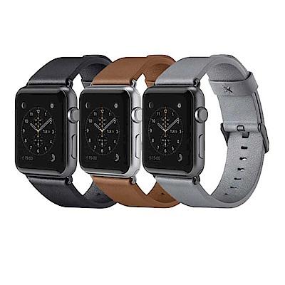 Belkin Apple Watch經典皮製錶帶 (42毫米)