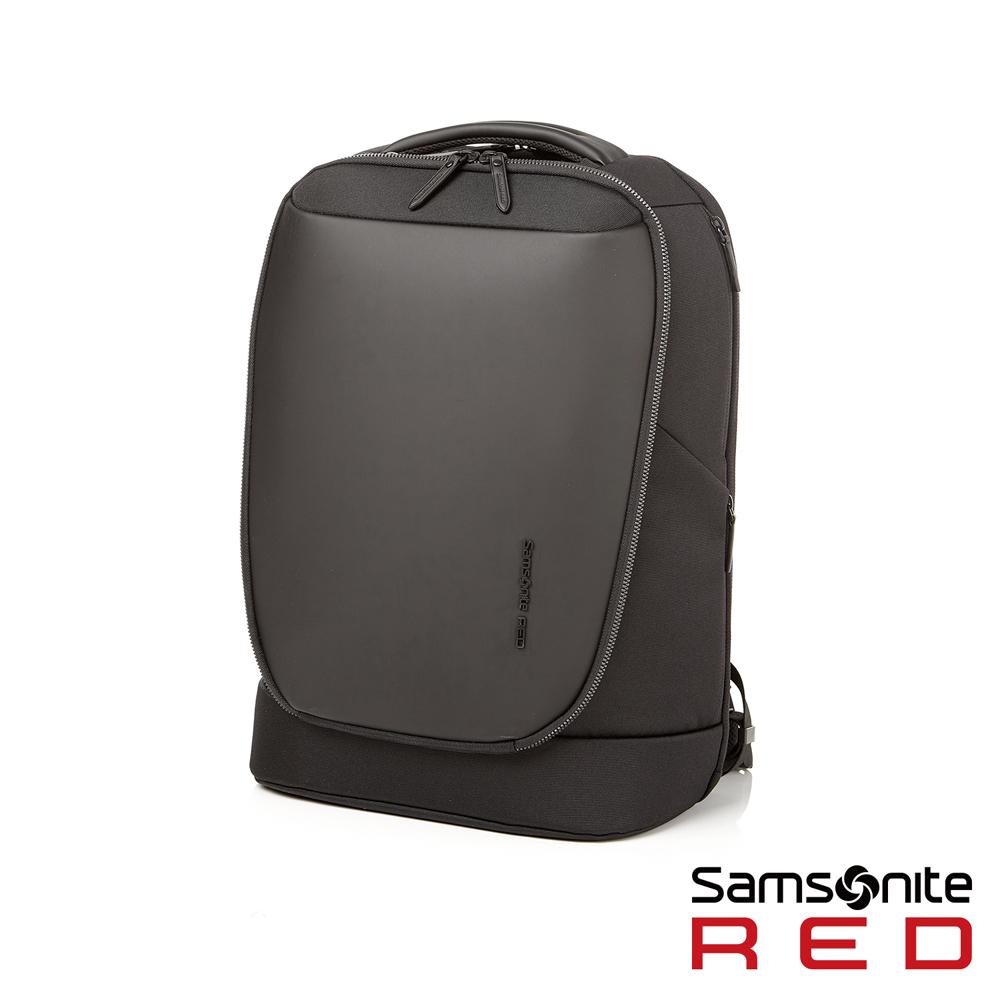 Samsonite RED  KHARDEON 智慧型商務筆電後背包15.6吋(黑)