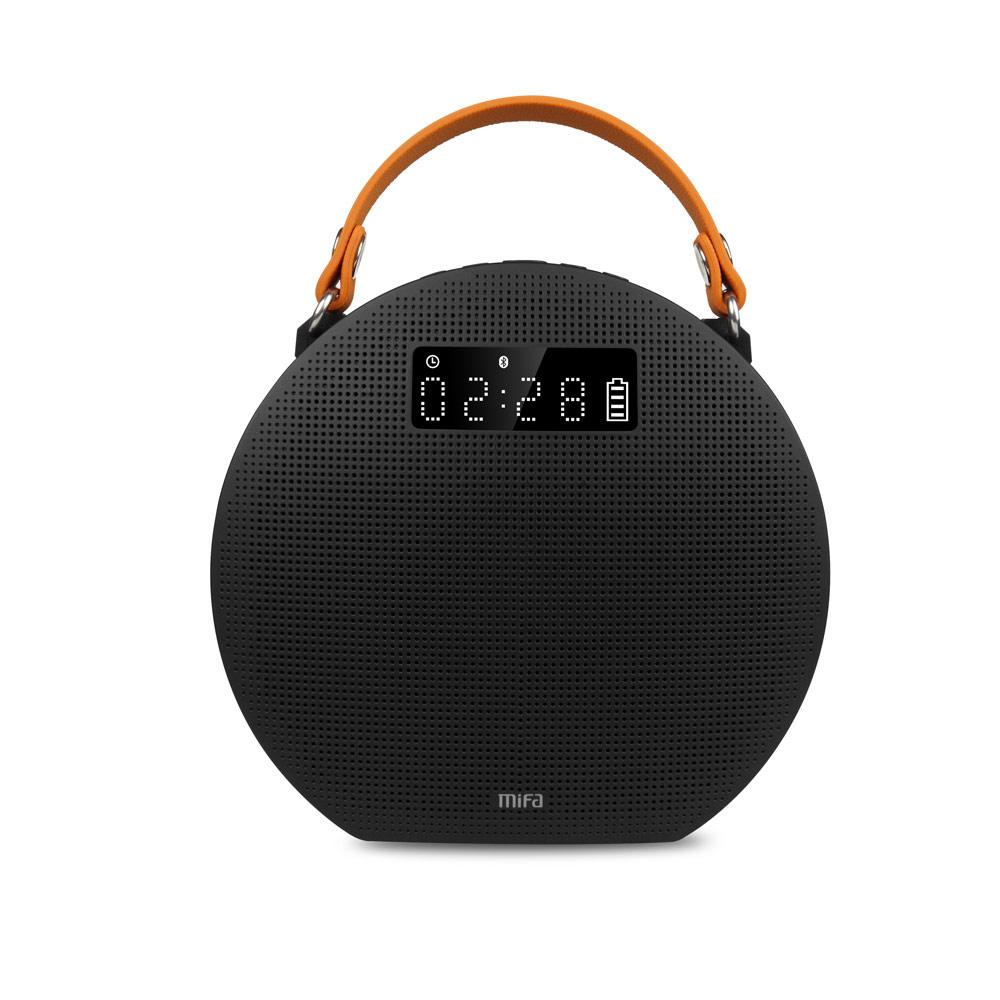 MiFa M9無線藍牙MP3喇叭-經典黑