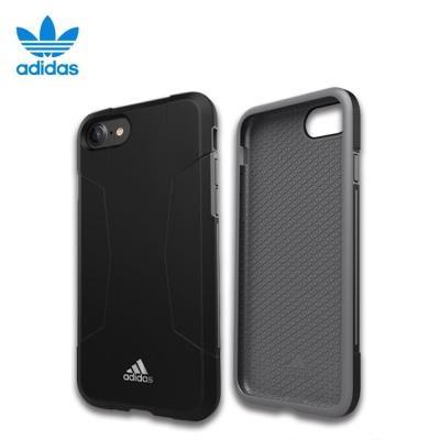 正版adidas iPhone 7 plus Solo Case 全保護背蓋手機...