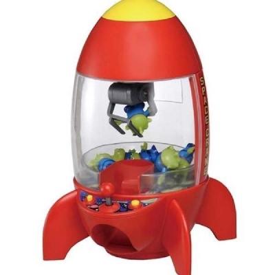 任選TOMICA 玩具總動員 三眼怪夾娃娃機 火箭娃娃機 DS 48595