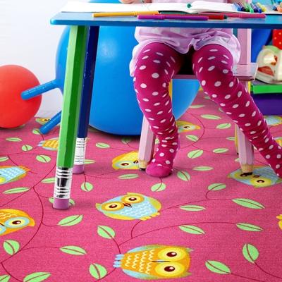 范登伯格 - 童話 進口地毯- (桃紅色) (大款-150x200cm)