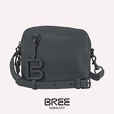 BREE Stockholm 30 石板灰 十字肩背包 XS  38-184950030