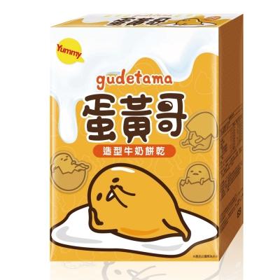 蛋黃哥造型牛奶餅乾(100g)