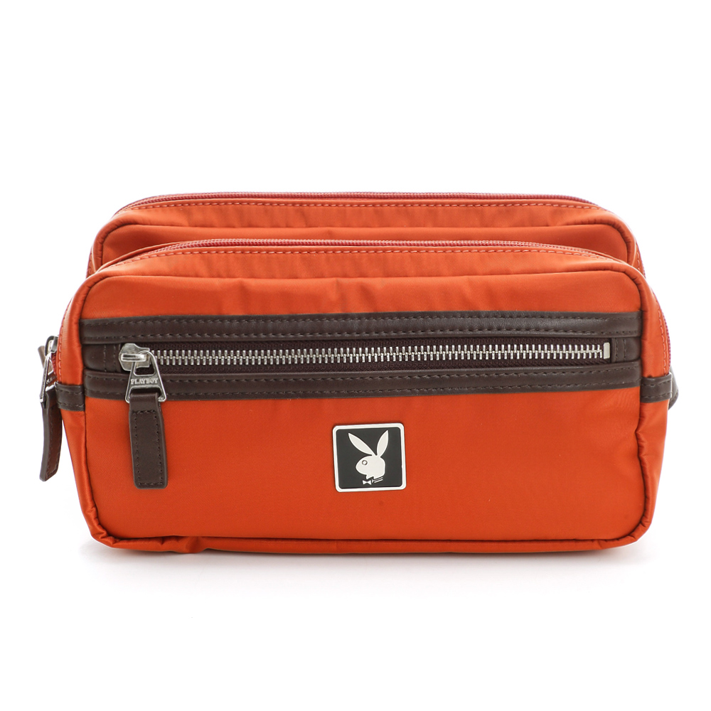 PLAYBOY- S- Sofronio 系列胸前包-橘色