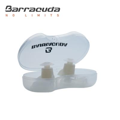 美國Barracuda巴洛酷達醫療級矽膠耳塞-珠光白