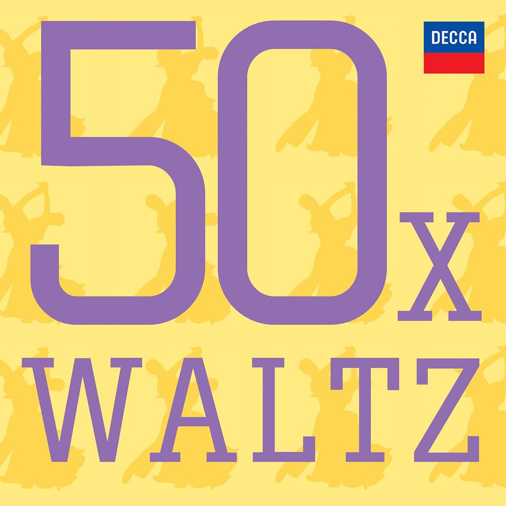 圓舞曲名曲50(3CD)