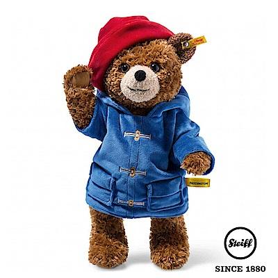 STEIFF德國金耳釦泰迪熊 - 柏靈頓 Paddington (經典泰迪熊)