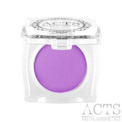 ACTS維詩彩妝 霧面純色眼影 紫色5304