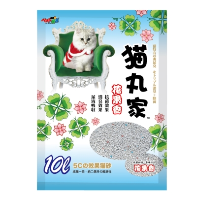 MDOBI摩多比-貓丸家花果香貓砂-10L