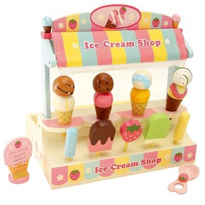 日本Mother Garden - 野草莓冰淇淋專賣店