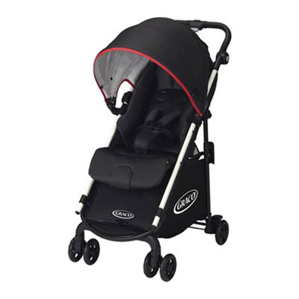 (清倉下殺)Graco Citicargo 購物型單向嬰幼兒手推車(黑騎士)