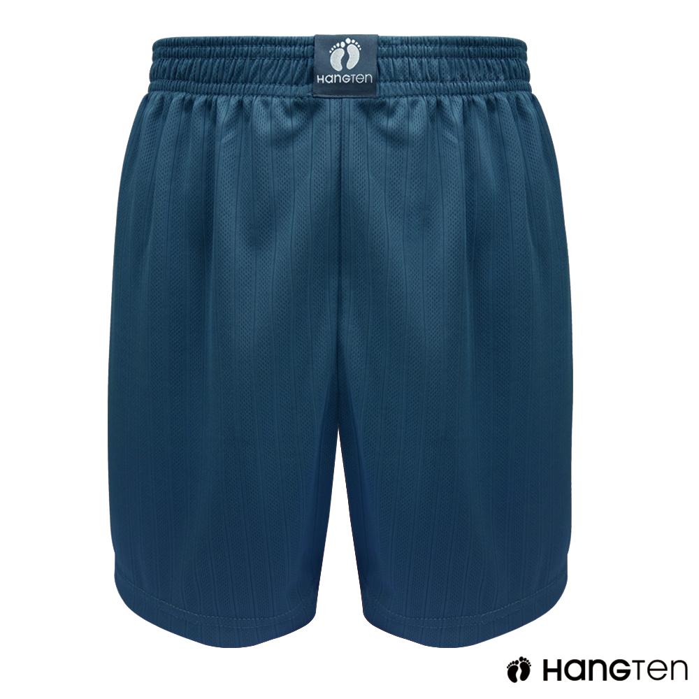 HANG TEN 極度排汗平口褲_湛藍(HT-C12004) @ Y!購物