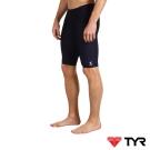 美國TYR 男用馬褲黑色訓練款泳褲 Solid Jammer 泳褲 快速到貨