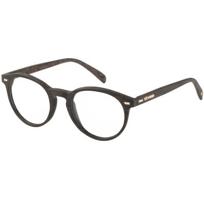 WEWOOD 義大利平光眼鏡 GRUS WENGE 鐵刀木色