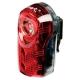 Smart 7 LED 320度後車燈