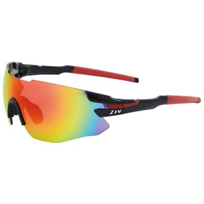 ZIV運動太陽眼鏡 可換片風暴系列/黑#B108001