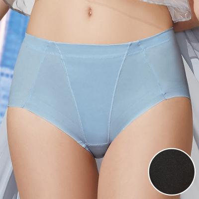 華歌爾 前腰修飾 輕塑型 64-90 高腰三角 冰涼 奇異褲(經典黑 )