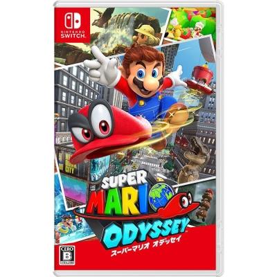 超級瑪利歐 奧德賽 - Nintendo Switch 日版中文版