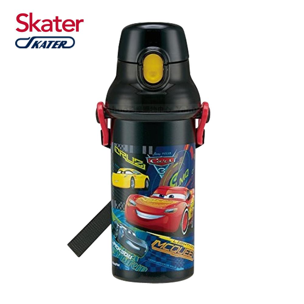 Skater直飲冷水壺 480ml 閃電麥昆SPEED