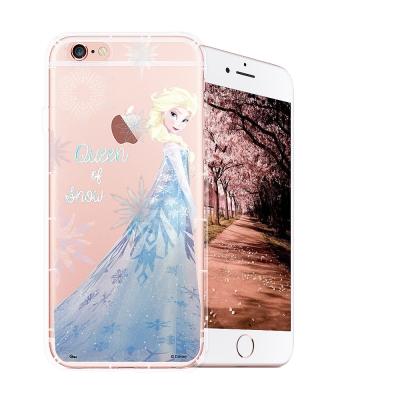 冰雪奇緣展場限定版 iPhone 6s Plus 空壓殼(艾莎)