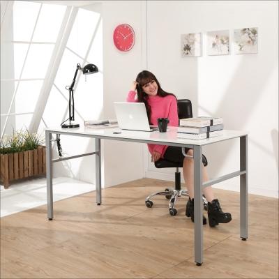 BuyJM 鏡面環保低甲醛穩重型工作桌-寬160公分