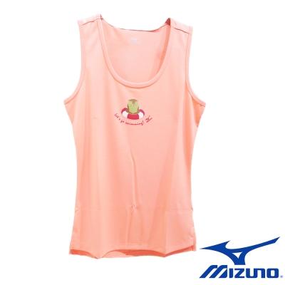 Mizuno 美津濃 抗紫外線 女休閒背心 N2TA670351