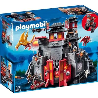 playmobil 龍城堡系列 古老龍窟(豪華組)龍城堡系列