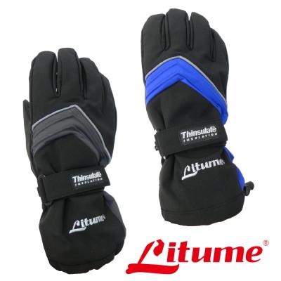 【意都美 Litume】3M-Thinsulate 高級禦寒防水手套(2雙)