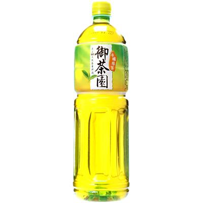 御茶園 冰釀綠茶(1250mlx12入)
