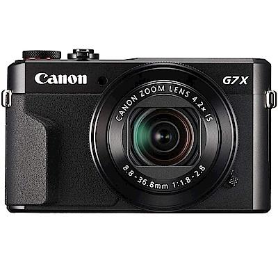 Canon G7 X Mark II (G7X2) 專業類單眼相機(平輸中文)