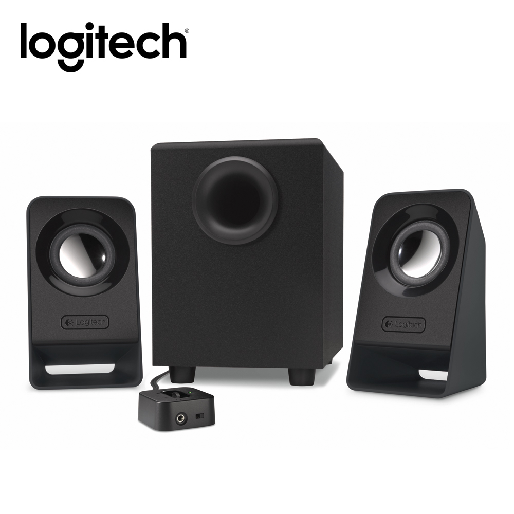 羅技 Multimedia Speakers Z213 2.1 聲道喇叭