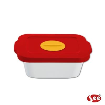 Breere 會呼吸的保鮮盒160ml方形款(4色)