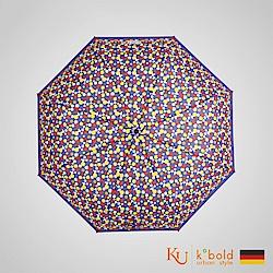 德國kobold 迪士尼官方授權-晴雨兩用傘-米奇糖果屋-藍