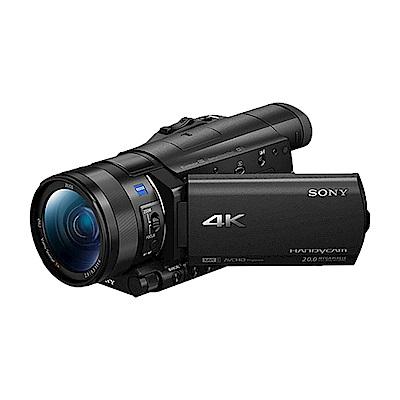 SONY FDR-AX100 4K 高畫質數位攝影機 (公司貨)
