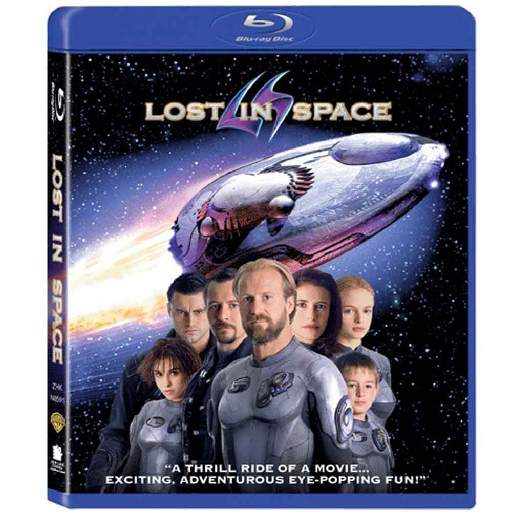 LIS 太空號 Lost In Space 藍光 BD