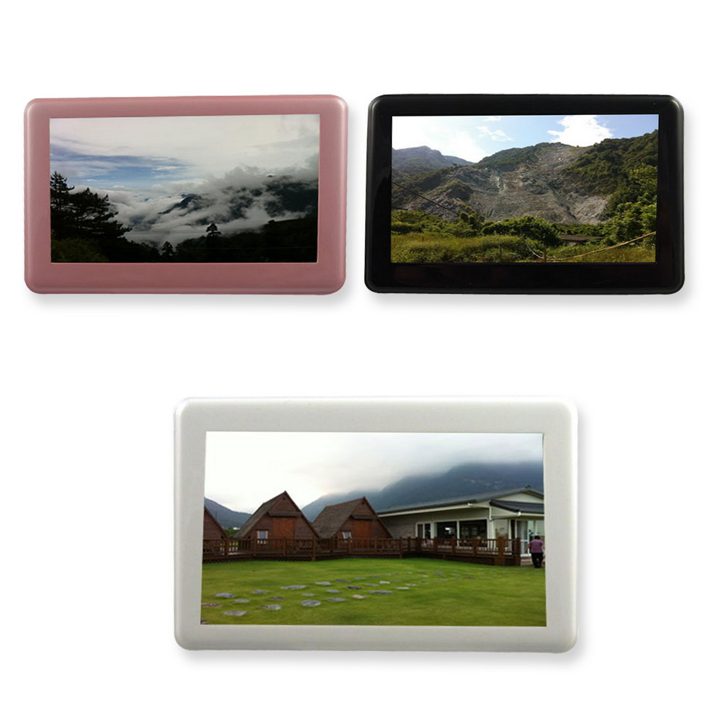 DW-C01影音天使4.3吋觸控螢幕MP5播放器(內建16GB) (送6大好禮)