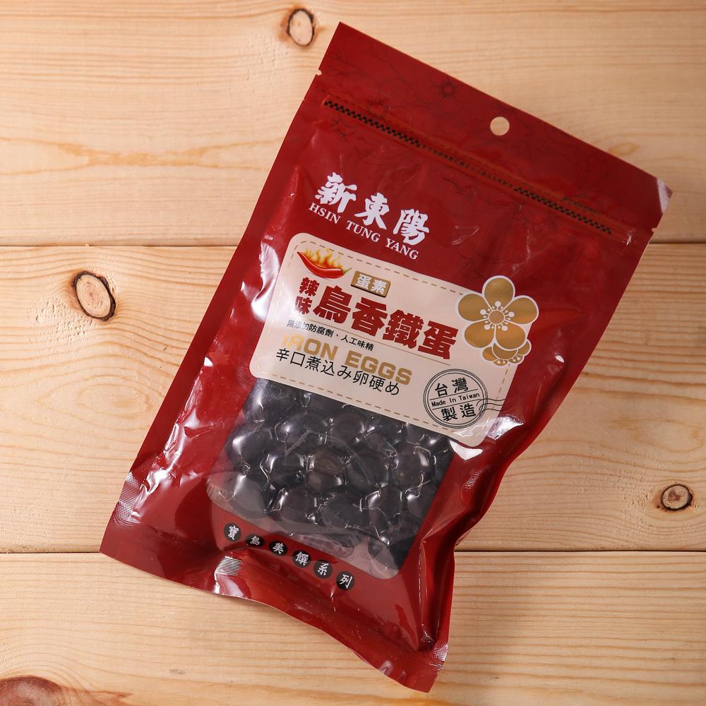 新東陽 辣味鳥香鐵蛋(130g)