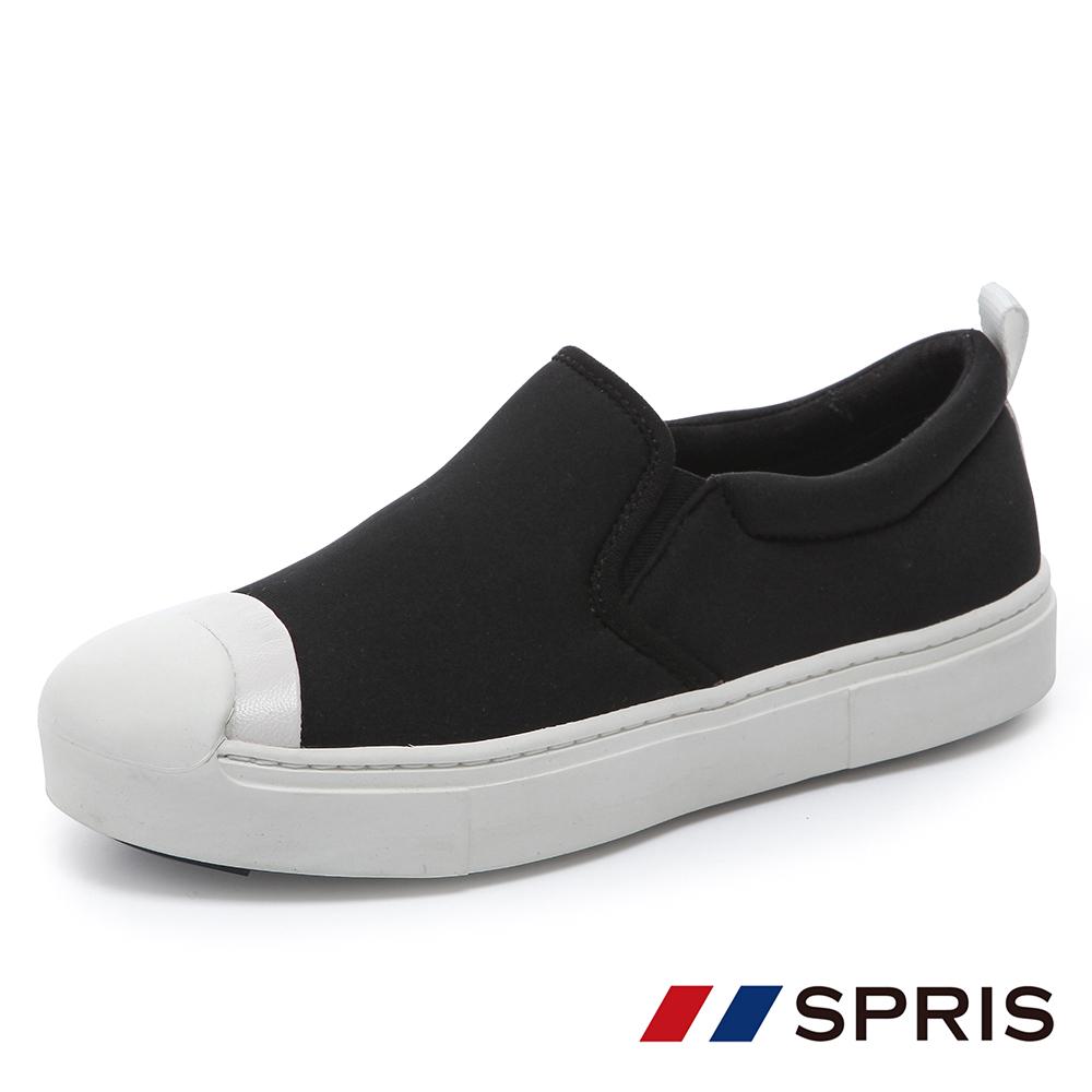 周子瑜TWICEx韓國SPRIS 聯名鞋款 Sleepy Neo 懶人鞋系列-經典黑