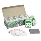 專業撲克牌-12入(黑)