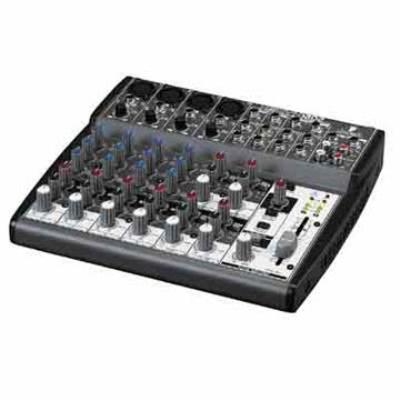 BEHRINGER  XENYX 1202FX 12軌混音機錄音座