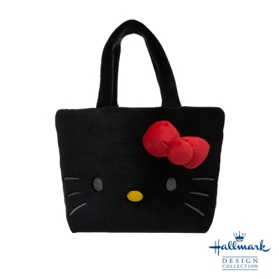 Hallmark 哥德凱蒂托特包-黑色HLKT0P001BK