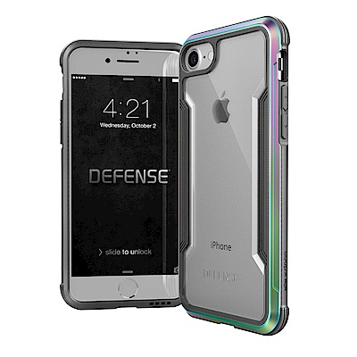 DEFENSE 刀鋒極盾II iPhone 8/ 7 / 6s 耐撞擊手機殼(繽...
